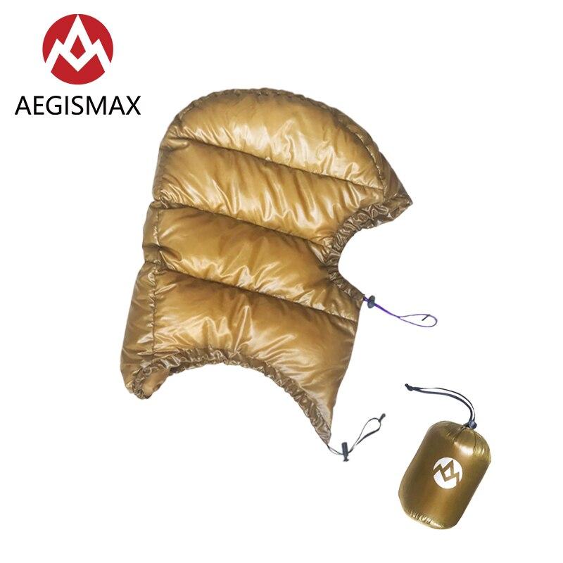 AEGISMAX серия шляп унисекс для взрослых, для отдыха на природе, пеших прогулок, урлтра-легкая ветрозащитная теплая шапка на гусином пуху
