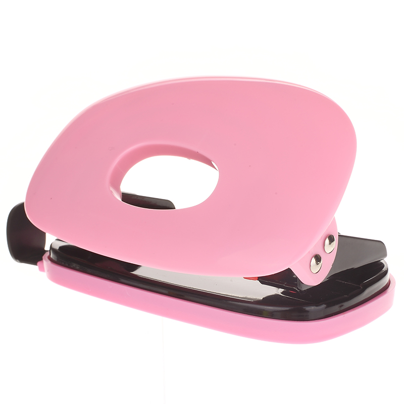 Handheld 2 Hole Punch Ring Album Paper Cutter A4 Loose-Leaf Punch Scrapbooking Paper Punch DIY Tools Office Binding Supplies