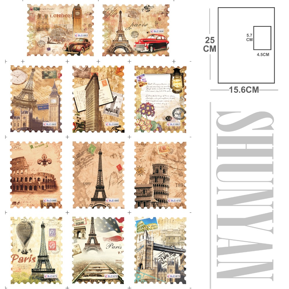Online Buy Wholesale Postage Stamps Vintage From China Postage Stamps Vintage Wholesalers