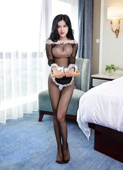 Lolita Maid Uniform  1