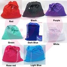 2pc/lot free shipping Drawstring diaper wet/dry bag ,waterproof pail liner 50x60cm reusable  string diaper bag string pail liner