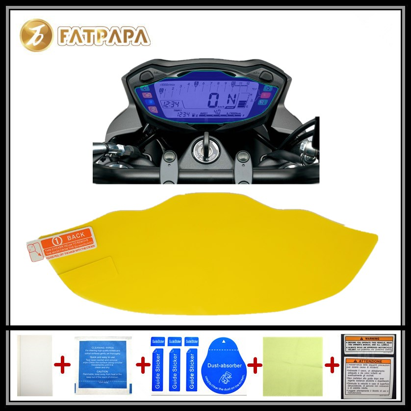 motorcycle Meter Km Table Display screen Blu-Ray Protective film Suitable FOR SV650 2016-2017 S750 2017 GXS S750 GSX S1000