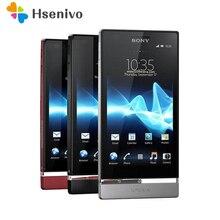 LT22 Original Sony Xperia P LT22i Mobile phone 4.0