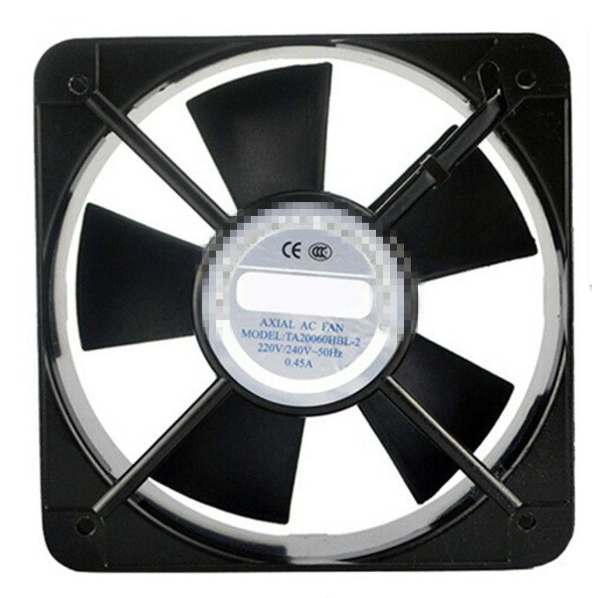 AC Axial Fan Copper Coil TA20060 Industrial Welder Cooling Fan 110V 220V 380V Brushless fan