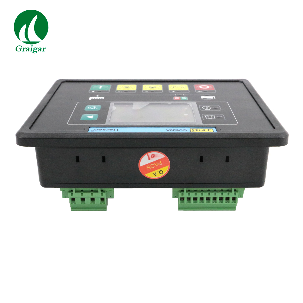 GU620A Automatique Démarrer Générateur Contrôleur Vrai RMS De Mesure RS485, RS232, ou Port USB pour la Communication À Distance