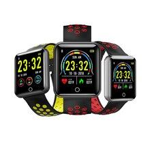 2018Smart Watch Bluetooth 4.0 alarm Pedometer Sport Smart watch  heart rate sleep blood pressure monitor for Men Women wristband