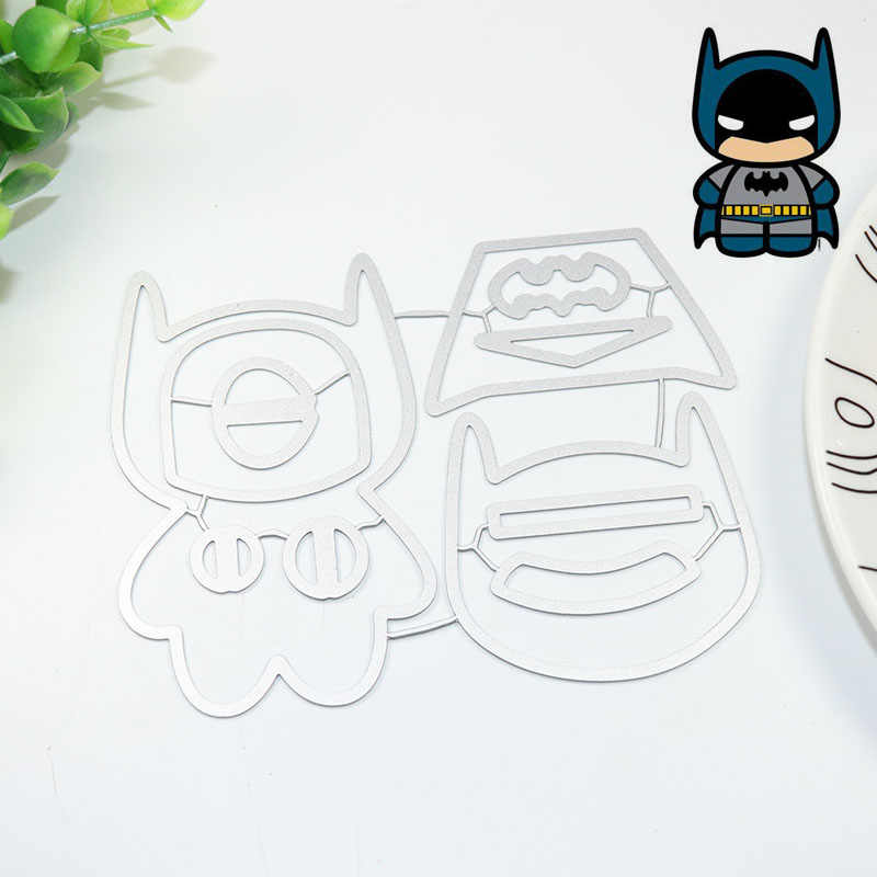 Detail Feedback Questions About Bat Cutting Dies For Scrapbooking