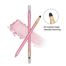 10 Colors Shimmer Eye Shadow Pencil