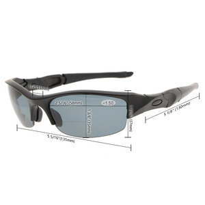 Image 5 - TH6166 Bifocal Eyekepper TR90 Unbreakable Half Rim Sports Bifocal Sunglasses Reading Glasses +1.0/+1.5/+2.0/+2.5/+3.0