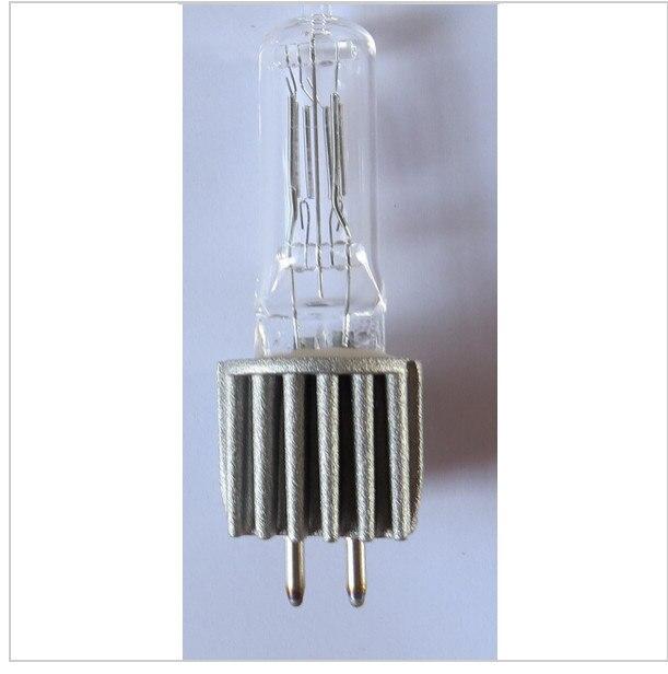 6pcs HPL 575W Watt GX9 5 230V Stage Lamp Light Bulb Halogen
