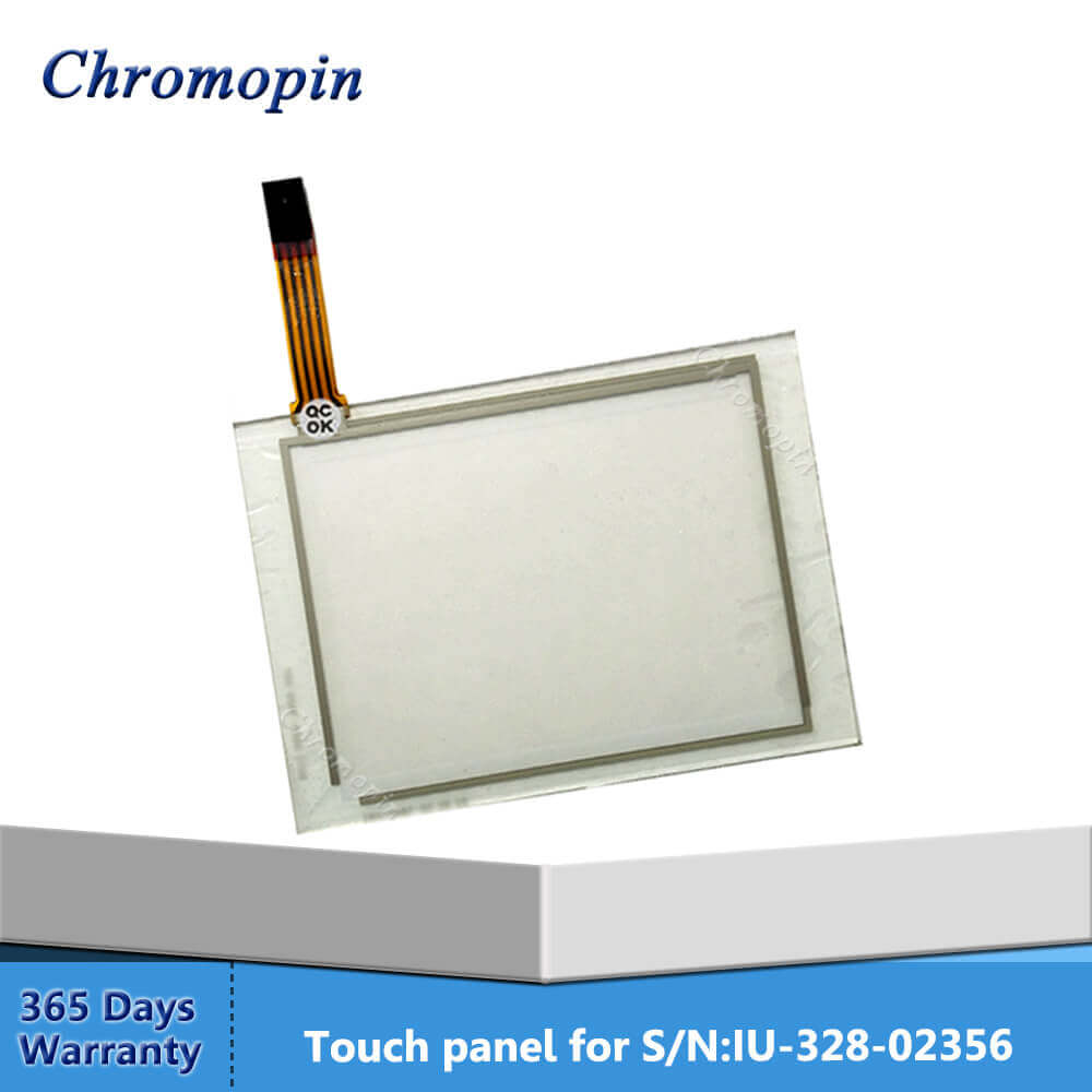 Touch panel screen for S/N:IU-328-02356 Touch Screen Glass Repair new touch screen glass panel for repair v610