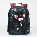 Девушки Мультфильм Cat Cute Bear Мальчики Гоночный Автомобиль Ортопедические Рюкзаки Детей Школьные Сумки Водонепроницаемый Рюкзак Школьный Mochila Эсколар