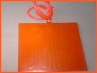 300x400mm 600W 220V Silicone Heater mat Heating Element heating plate Electric pad For Resin gasket heating plate stampante