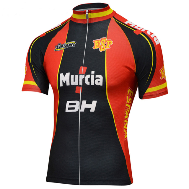 Espana Cycling Jersey ropa ciclismo spain classic men short wear bike  Breathable outdoor clothing mtb pro team Summer maillot 1f91d9320