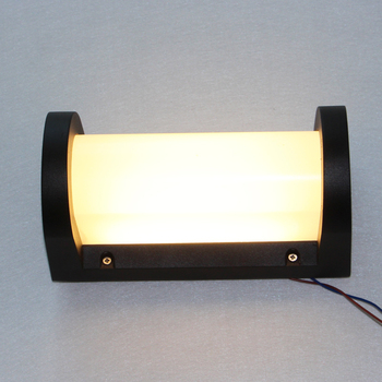 Outdoor lighting wall mounted led wall lamp, waterproof led wall sconce for garden,doorgate 18W 100-240V