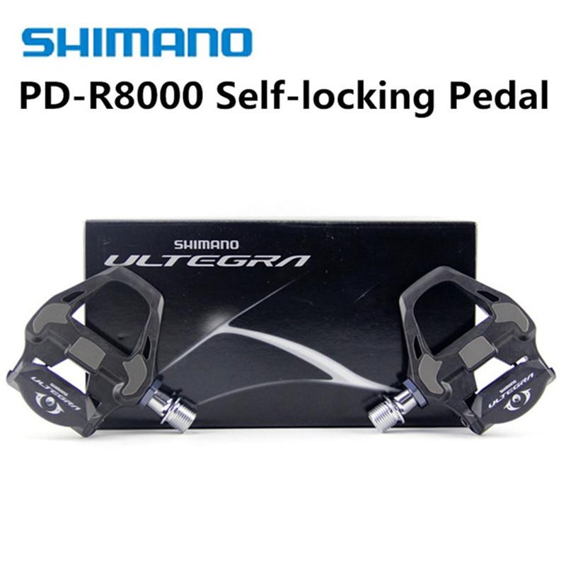 SHMANO VTT pédales broche une paire de pédales en Aluminium Bicicleta VTT pièces accessoires IPDR9100