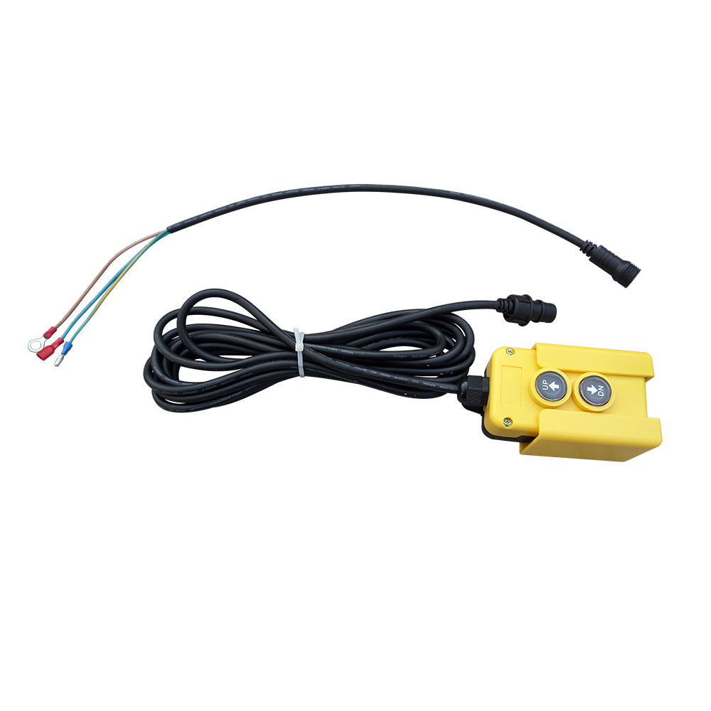 new 3 wire dump trailer remote control switch for single acting hydraulic pumps in pumps from home improvement on aliexpress com alibaba group [ 1000 x 1000 Pixel ]