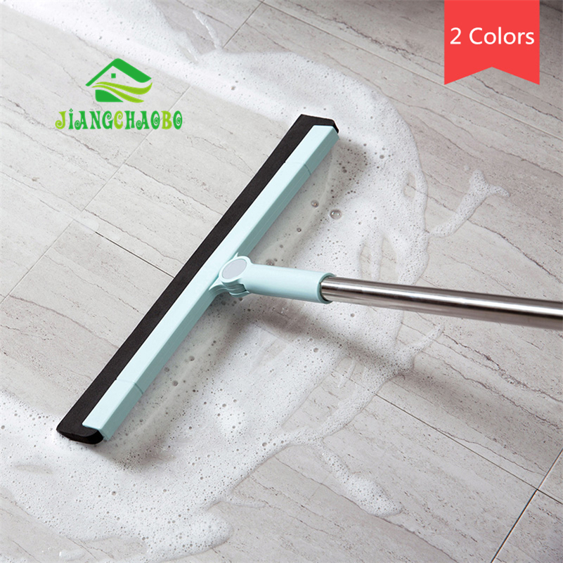 JiangChaoBo Rotary Cleaning Broom Household Glass Wiper Toilet Floor Wiping Floor Cleaning Broom