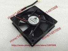 Delta electronics aub0912vh 5n79 dc 12v 0.60a 90x90x25mm ventilador de refrigeração do servidor
