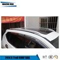 Высокое качество алюминиевый сплав винт Установка Модель багажная рейка на крышу для 2014 X-Trail