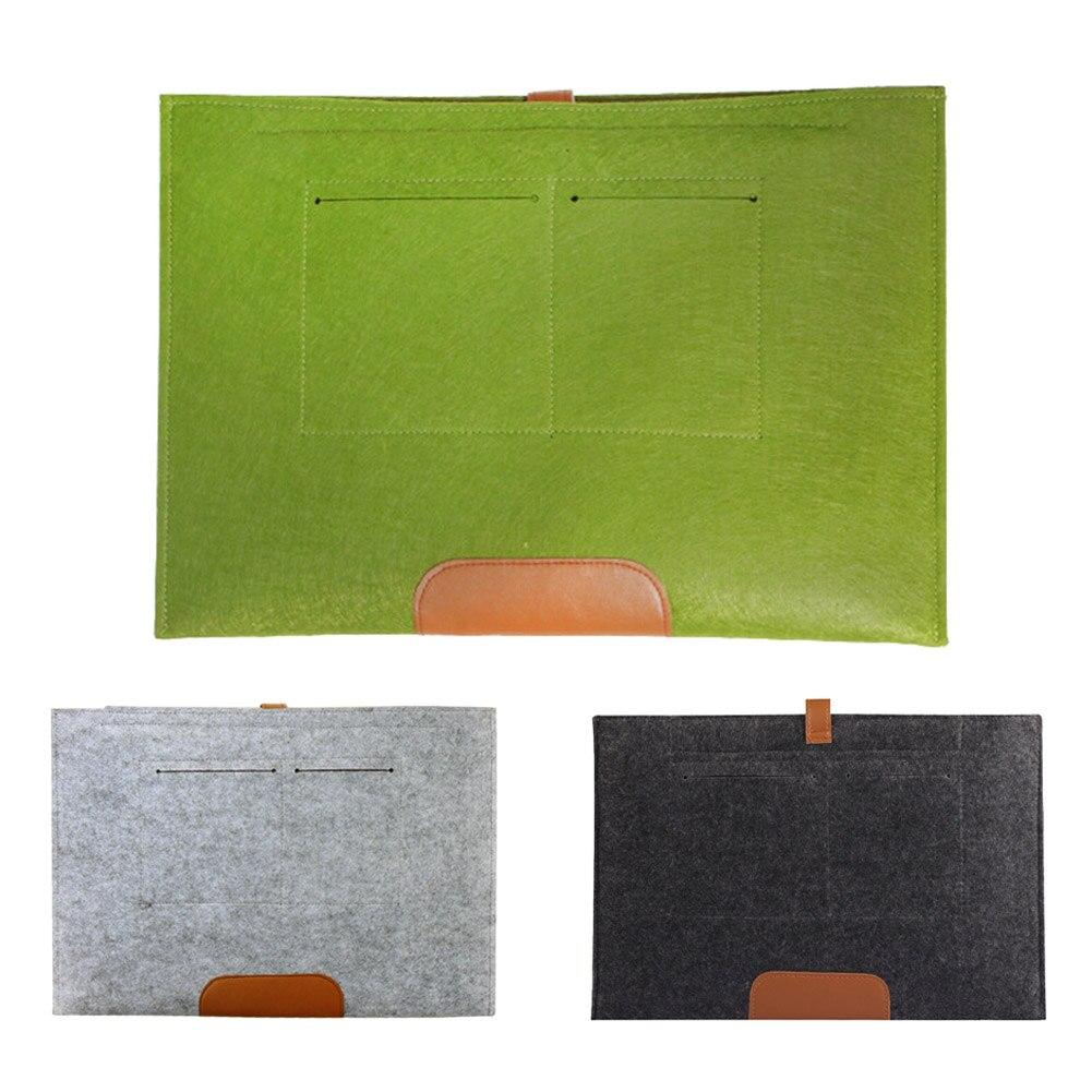 3 Colors Laptop Notebook Sleeve Case Bladder Bag For