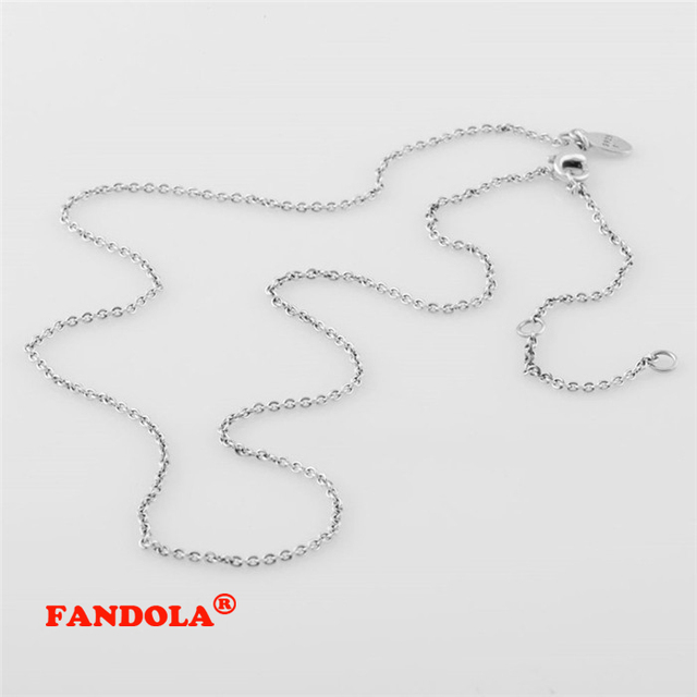 925 Sterling Silver Necklaces Jewelry Free Shipping