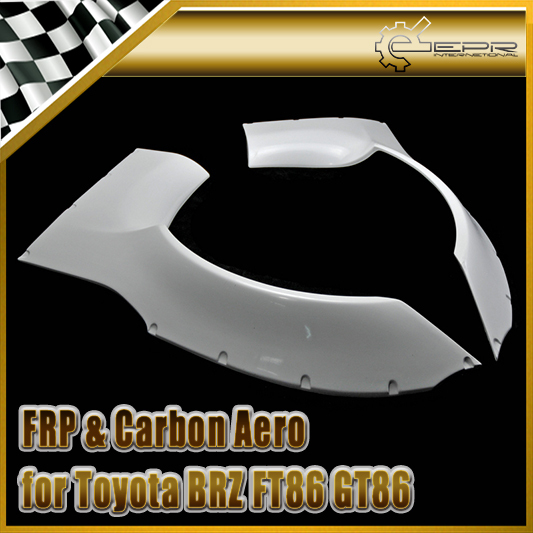 For BRZ FT86 GT86 FRS Rocket Bunny Ver 2 Front Fender