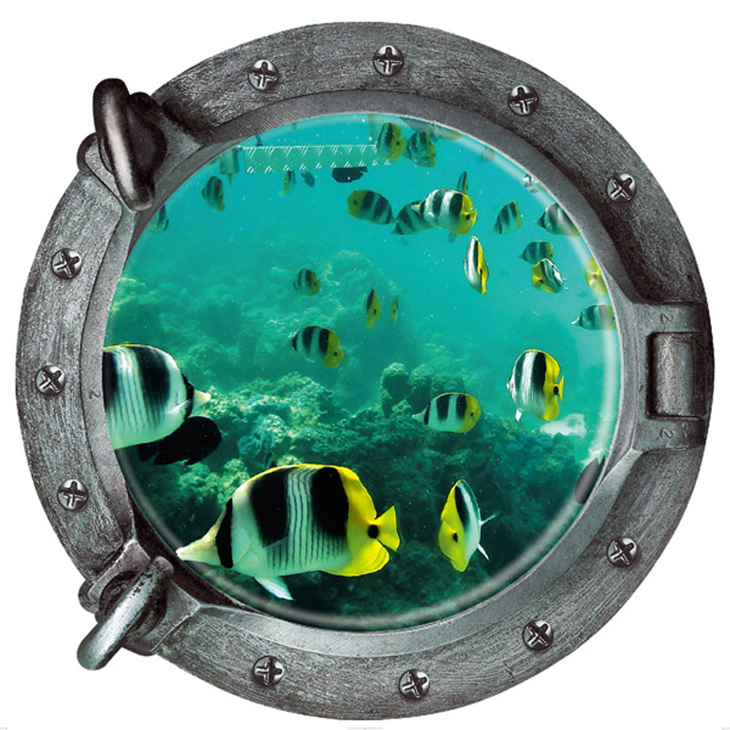 Online Buy Wholesale aquarium bathroom decor from China aquarium ...