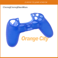 ChengChengDianWan 20pcs/lot Silicone Analog Joystick Thumbstick Grip Caps Protective Skin Cover Case For Playstation 4 for ps4