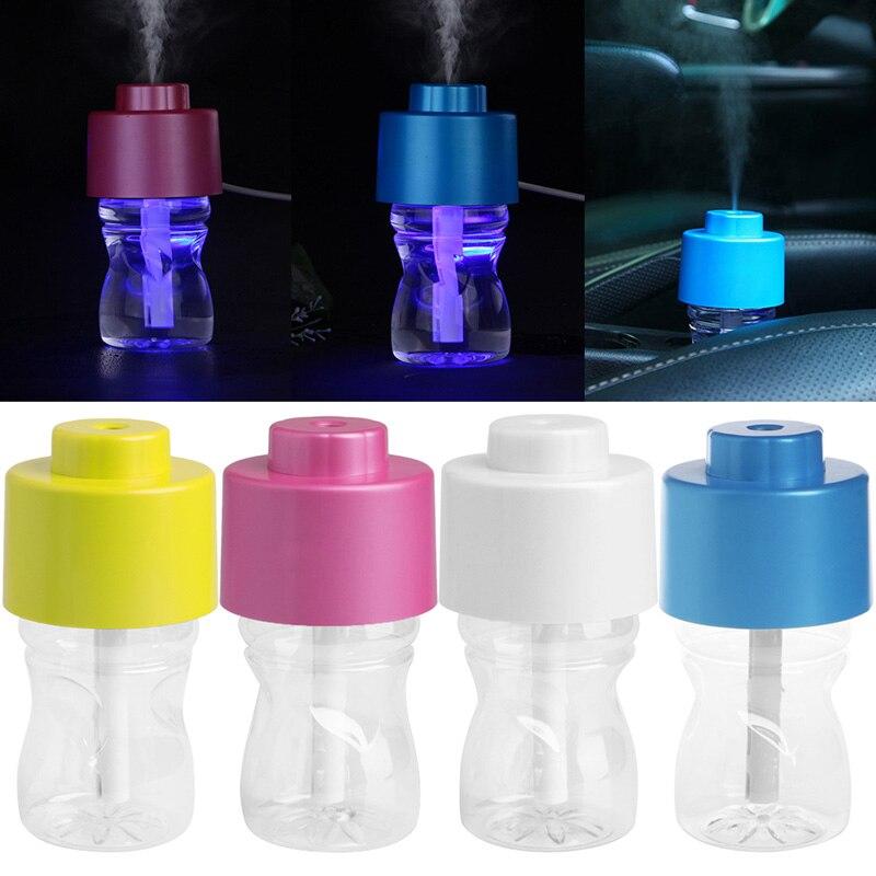 Mini USB Ultrasonic Home Aroma Humidifier Air Diffuser Purifier Mist Maker DC 5V #Y05# #C05#