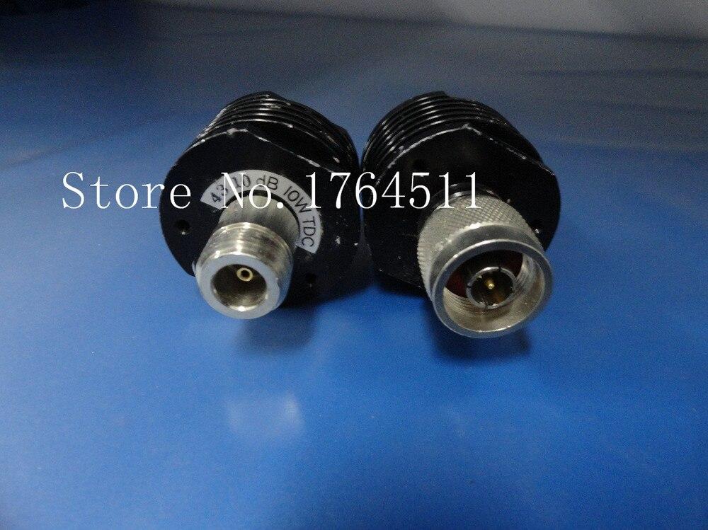 [BELLA] Supply TDC 43 DC-4GHZ Coaxial Fixed Attenuator 0-30dB 10W N