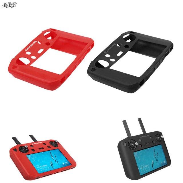 Mavic 2 Inteligente controle remoto com tela de capa de proteção de silicone para mavic 2 zoom pro zangão dji Transmissor Acessórios