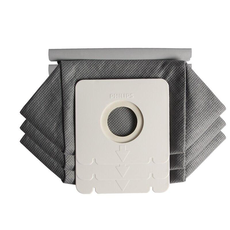 1 шт. универсальный пылесос нетканые сумки и стирать пыль сумки с высокой эффективностью для FC8082 FC8083 и т. д