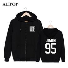 BTS Zipper Hoodie #2