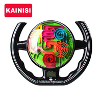 3D Puzzle Ball With A Timer Sound Magic Intellect Ball Educational Toys Puzzle Balance IQ Logic