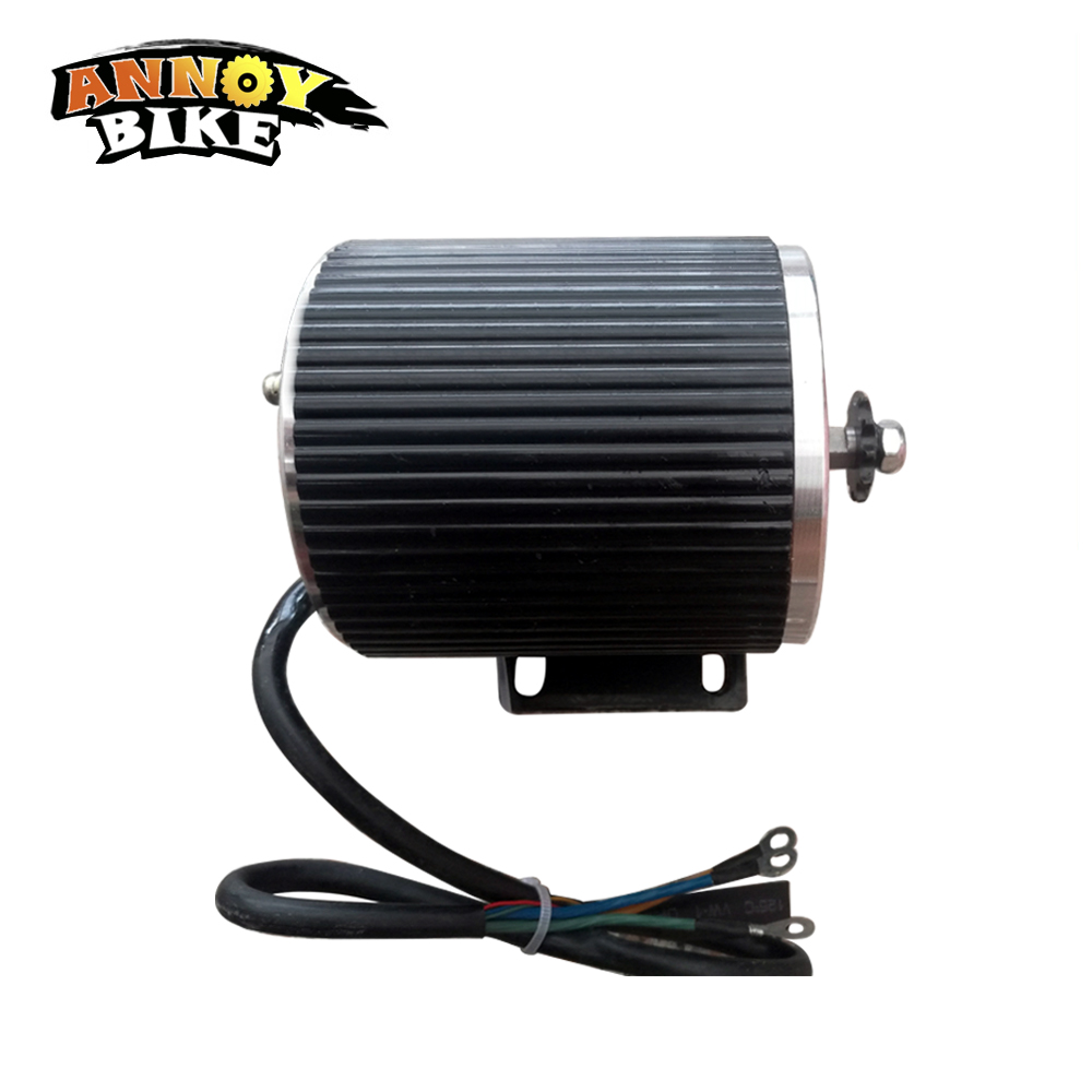 Electric Bicycle Motor 36V750W BMid-Motor Ebike Scooter BLDC Motor Electric Engine For Car Bicicleta Electrica