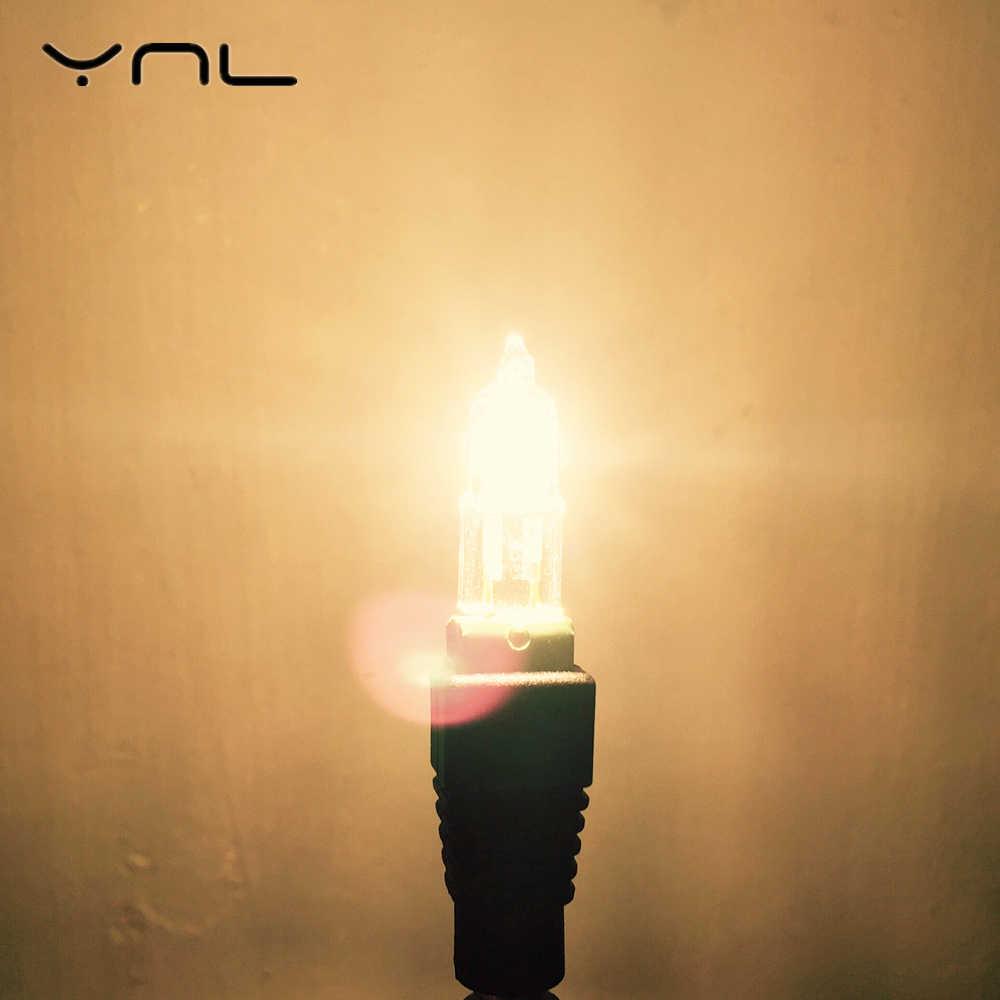 10 יחידות YNL Lampada LED G4 מנורת הלוגן 20 W DC12V קריסטל קיר נברשת זרקור מנורת Celling Bombillas LED lampara אור הנורה