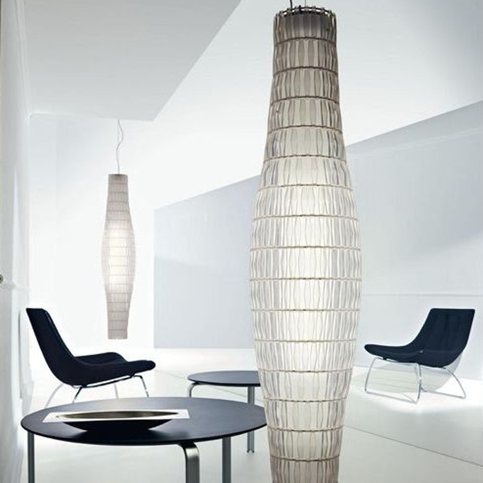 Foscarini Tropico Vertical Pendant Lamp Hot Selling Modern free shipping for dining room restaurant foscarini настольная лампа
