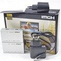 Nova 1080 P HDMI Extender Transmissor Receptor HDMI sobre Cat 5e/6 RJ45 Ethernet Converter 1080 p para 196ft 60 M com adaptador de energia