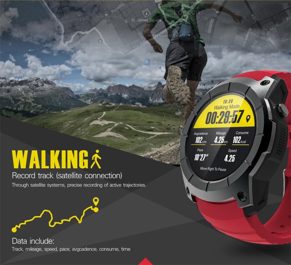 Makibes G05 GPS Smart Watch (7)