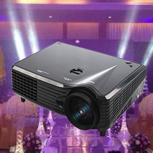 VS508 Home Theater Video projector Better UC80 2000lumens with HDMI VGA USB Support 1920x1080 Full HD