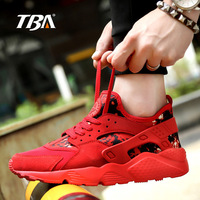 TBA Free Shipping 2018 New Arrival sneakers Men White Red Black Unisex casual shoes For Sale air mesh Size 36 47