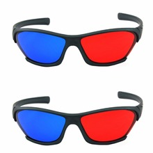 8d7102ff0c2 5pcs 3D Glasses Direct-3D Glasses - HONY 3D Vision Ultimate Anaglyph 3D  Glasses -