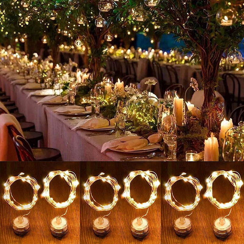 LED Wire Outdoor Indoor Holiday Christmas Wedding Party