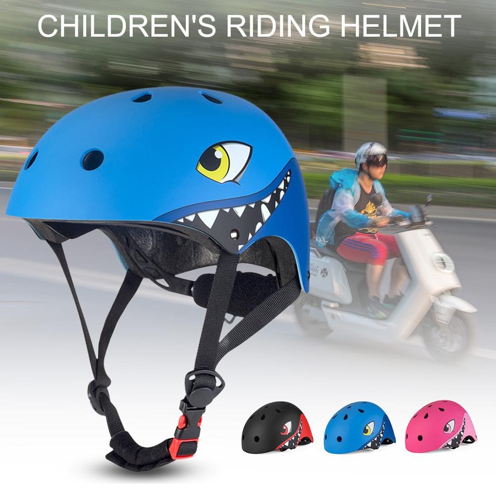 Baru Anak Helm Sepeda Motor Gambar Kartun Lucu Helm Sepeda Motor