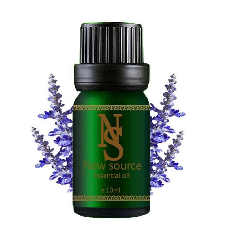 Pachet de uleiuri esentiale pentru aromoterapie Masaj de baie Baie de spa Lavanda ulei de santal cu parfum Aromaterapie A12