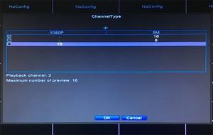 Image 5 - 5mp/4mp/3mp/2mp/1mp IP Camera Plastic 12V 3A Hi3536D XMeye Face Detection H.265+ 5mp 16CH 16 Channel Onvif WIFI Mini NVR