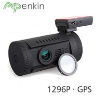 Arpenkin Mini 0826 Dash Car Camera DVR FHD 1296P Ambarella A7LA50 Car DVR GPS Dash Cam