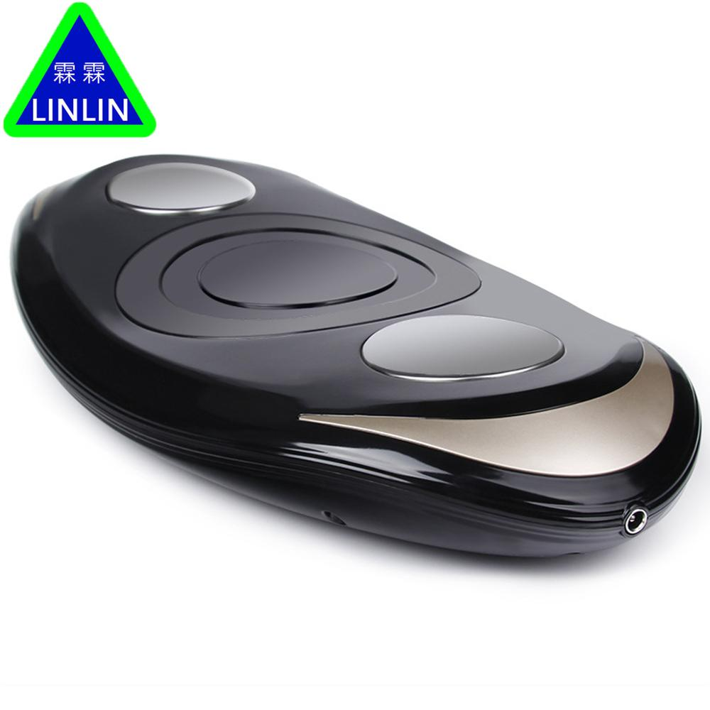 LINLIN Lumbar massager  Physiotherapy for lumbar vertebrae and cervical vertebrae  Household Pad Massage Instrument