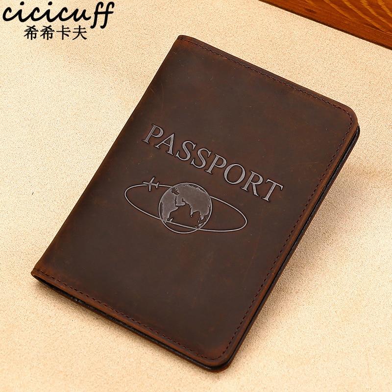 Passport Holder RFID Blocking…